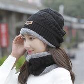 女冬天韓版保暖針織帽加厚OR1208『miss洛羽』