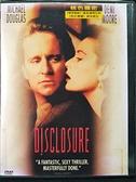 挖寶二手片-0B02-513-正版DVD-電影【桃色機密】-邁克道格拉斯 黛咪摩兒(直購價)海報是影印