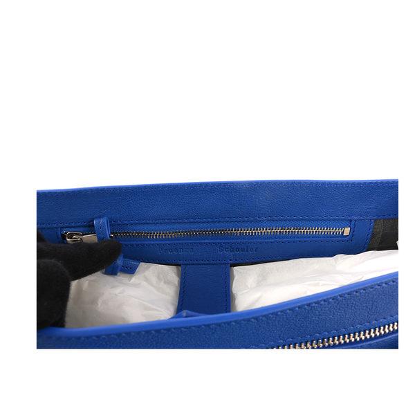 【PROENZA SCHOULER】銀釦 中型 PS1 兩用包(孟菲斯藍) H00002 L001E 5064