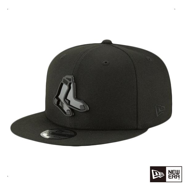 NEW ERA 9FIFTY 950 METAL STACK 紅襪 黑/黑 棒球帽