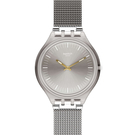 Swatch  經典魅力潮流夜光石英米蘭帶腕錶   SVOM100M