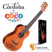 《可可夜總會》迪士尼.皮克斯 Disney • Pixar Coco x Cordoba Mini MH 桃花心木小吉他 / 古典吉他(34吋)
