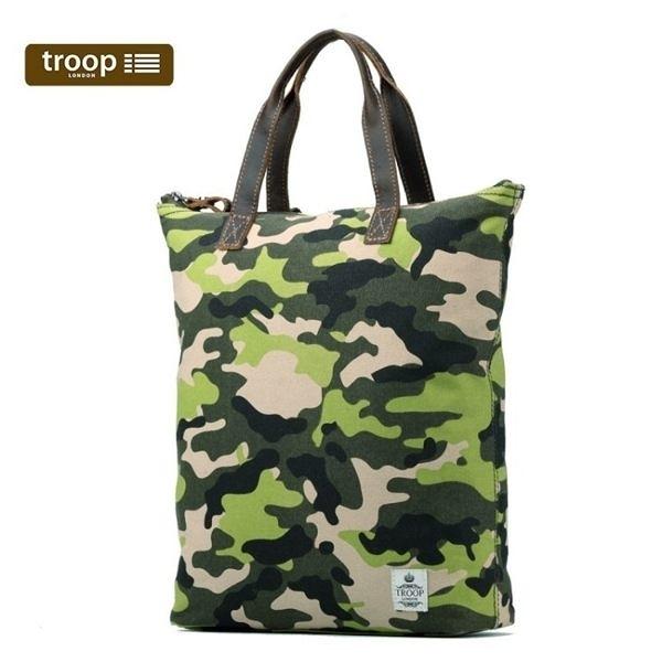【TROOP】都會時尚URBAN手提包/TRP0409CF