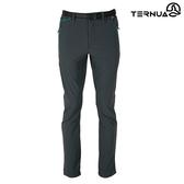 TERNUA 男 Shellstretch長褲1273511 AF / 城市綠洲(輕量、耐磨透氣、彈性、防潑水)