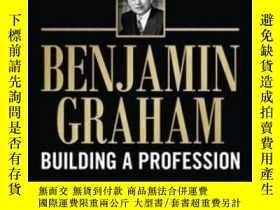 二手書博民逛書店Benjamin罕見Graham Building A Prof