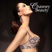 Chasney Beauty-Coral珊瑚花B-D內衣(深咖)