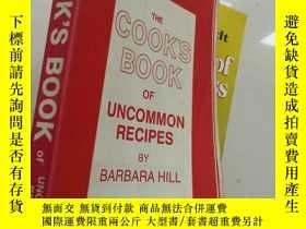二手書博民逛書店TheCook s罕見Book Of Uncommon Reci