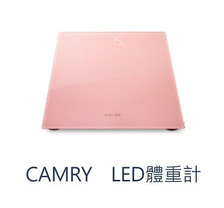 CAMRY 電子體重機/電子體重計/LED體重機/LED體重計(最大秤重180公斤)(SP-2002 非tanita)