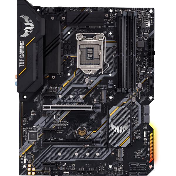 【免運費】ASUS 華碩 TUF GAMING B460-PLUS 主機板 / LGA1200 十代 / DDR4