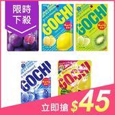 meiji 明治 GOCHI軟糖(52g) 葡萄/檸檬/奇異果/蘇打/葡萄柚【小三美日】$49