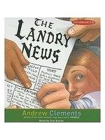 二手書博民逛書店 《The Landry News》 R2Y ISBN:0743581725│Clements