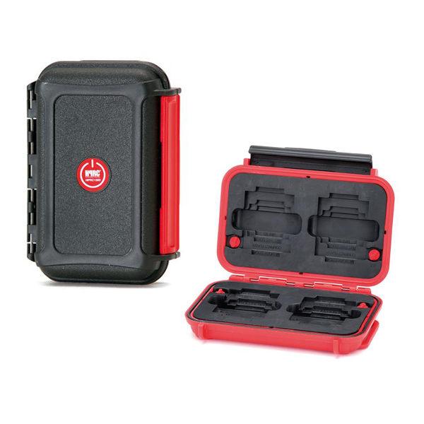 黑熊館 義大利 HPRC 1300 MEMORY 記憶卡收納盒 黑色 氣密箱 防水防撞
