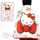 ﹝三麗鷗涼感被毯﹞正版 涼被 涼感被 冷氣毯 小毯子 披肩 凱蒂貓 Kitty〖LifeTime一生流行館〗