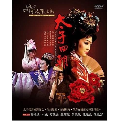 河洛歌子戲 太子回朝 DVD  (購潮8)