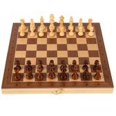 週年慶優惠兩天-國際象棋磁性實木高檔兒童初學者學生大號棋盤棋子RM