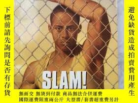 二手書博民逛書店罕見Slam!Y385290 Walter Dean Myers Scholastic ISBN:978059
