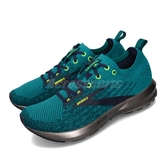 Brooks 慢跑鞋 Levitate 3 藍 銀 男鞋 運動鞋 針織鞋面 【ACS】 1103121D479