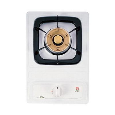 櫻花牌 SAKURA 單口崁入式檯面瓦斯爐 G251KE 限北北基安裝配送 (不含林口 三峽 鶯歌)