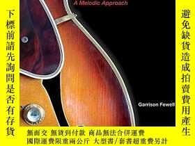 二手書博民逛書店Jazz罕見Improvisation For GuitarY256260 Fewell, Garrison