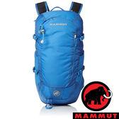 【MAMMUT 長毛象】Lithium Speed 多功能雙肩包『帝國藍』2530-03171 大背包 自助旅行 背包客