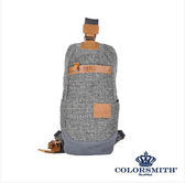 【COLORSMITH】BG.單肩後背包.BG1356-GY