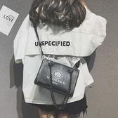 超火包包女潮韓版百搭鏈條小方包手提仙女單肩斜背包  瑪奇哈朵