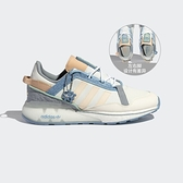 Adidas ZX 2k Boost Pure [GZ3415] 男 休閒鞋 運動 避震 拼圖 三葉草 愛迪達 米橘
