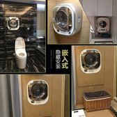 DAEWOO/大宇 XQG30-888W寶寶嬰兒兒童迷你壁掛式滾筒洗衣機全自動 220V igo 薔薇時尚