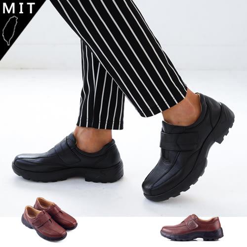 阿瑪迪斯 AMADEUS 休閒系舒適 MIT手工氣墊皮鞋 黑色 咖啡色 59鞋廊