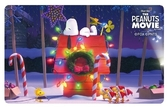 2015 SNOOPY 電影版《聖誕夜》一卡通|普通卡