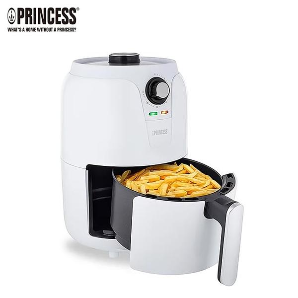 現貨+送麵包刀【荷蘭公主 Princess】1.6L健康氣炸鍋-白色 (182035W)