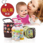 母乳保冷袋  副食品保溫袋 奶瓶收納袋 加厚 保冰袋 奶瓶袋 ( avent 吸乳器 ) 副食品 保溫袋【EB0001】