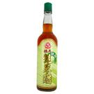獨一社-陳年糙米醋 600ml