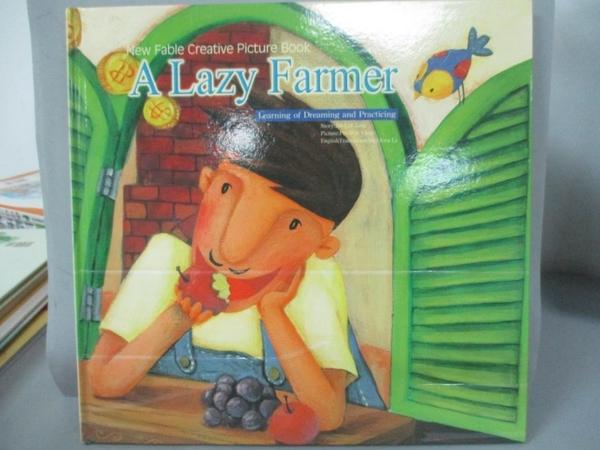 【書寶二手書T8/少年童書_EXU】A Lzay Farmer
