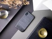 Alto iPhone XR 真皮手機殼背蓋 6.1吋 Denim - 狼灰 【可加購客製雷雕】皮革保護套