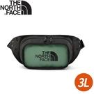 【The North Face EXPLORE HIP PACK 3L腰包《灰綠》】3KZX/腰包/側背包/鞋背包/小包