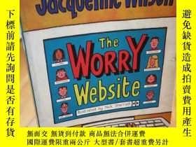 二手書博民逛書店The罕見Worry WebsiteY12800 Jacquel