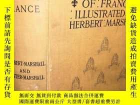 二手書博民逛書店1907年罕見CATHEDRAL CITIES OF FRANC