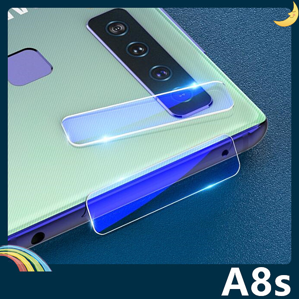 三星 Galaxy A8s 鏡頭鋼化玻璃膜 螢幕保護貼 9H硬度 0.2mm厚度 靜電吸附 高清HD 防爆防刮