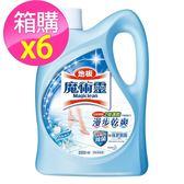 【魔術靈】地板清潔劑清新海洋(2000ml  x 6入)