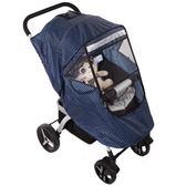 嬰兒推車雨罩 童車傘車防風防雨罩BB車遮雨罩保暖罩推車雨衣雨披罩