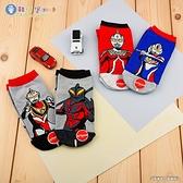 """童鞋城堡-正版授權 超人力霸王""""經典版""""襪子 UM03-單雙1入 (顏色隨機出貨)"""