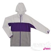 **美跑者系列**ASICS亞瑟士 AYAMI女彈性平織外套。CFK230-0160