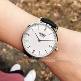 Henry London英國前衛品牌復刻簡約時尚腕錶HL34-S-0341公司貨