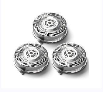 【歐風家電館】飛利浦 S5000系列 電鬍刀刀頭 SH50 (3顆裝無彩盒包裝/取代HQ8) 適用S5110,S5130,S5320