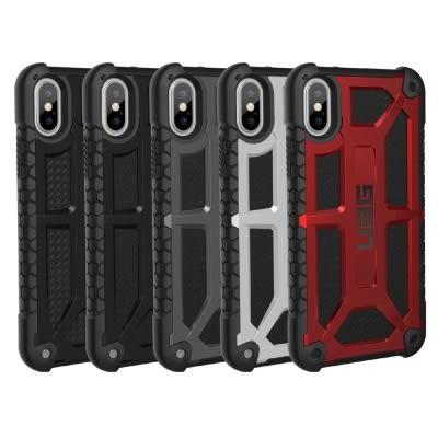 UAG iPhone X 頂級版耐衝擊保護殼 / 軍規 / 防刮防眩光