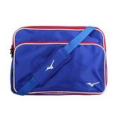 MIZUNO 個人裝備袋(台灣製 側背包 斜背包 肩背包 32.4L 美津濃≡體院≡ 1FTD0X2216