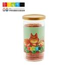 【愛不囉嗦】紫薯地瓜 手工餅乾 - 180g/罐