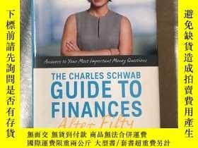 二手書博民逛書店The罕見Charles Schwab Guide to Finances After FiftyY26870