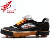 際華3537勞保解放鞋男軍鞋女耐磨作訓鞋跑步足球鞋防滑運動鞋 可可鞋櫃